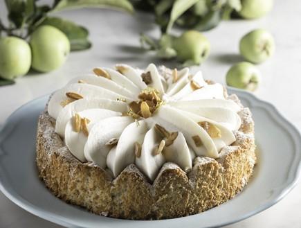 עוגת כתר תפוחים, MIMI