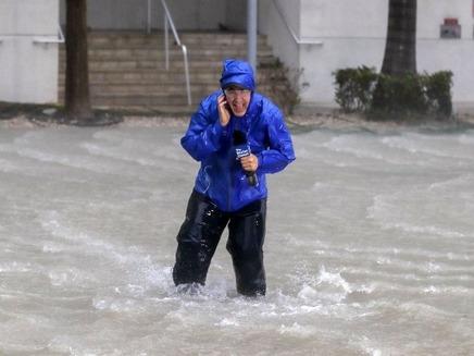 צפו בדיווחים מלב הסערה