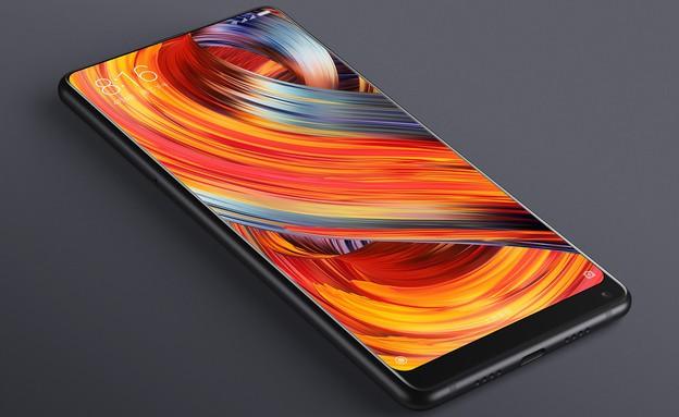 סמארטפון Mi Mix 2 של שאומי (הדמיה: Xiaomi)