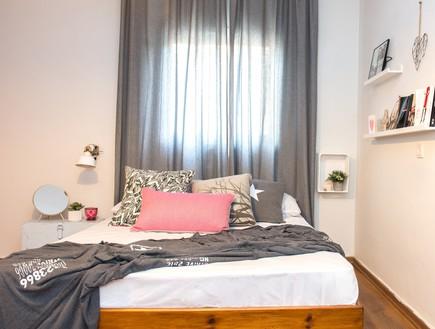 מעיין גבאי, חדר שינה (5) (צילום: יחסי ציבור)