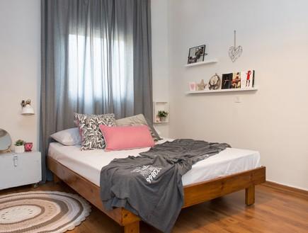 מעיין גבאי, חדר שינה (1) (צילום: יחסי ציבור)