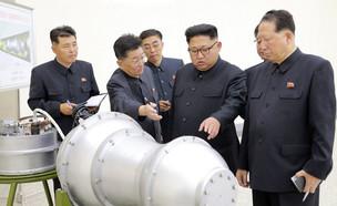 קוריאה הצפונית (צילום: Sakchai Lalit   AP)