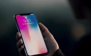 אייפון X (צילום: אפל)