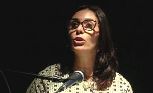 תמיכה נוספת לשרה רגב (צילום: חדשות 2)