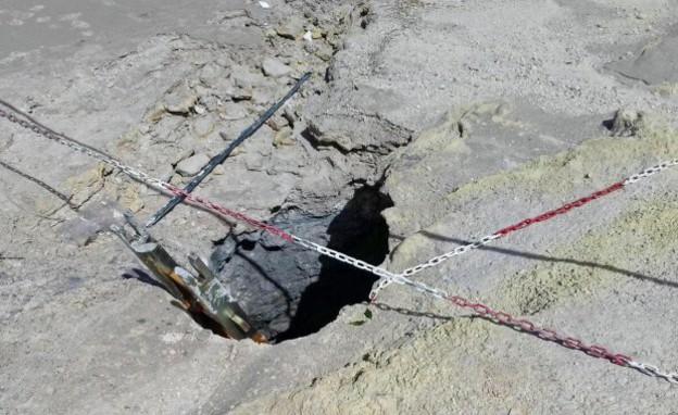 משפחה נהרגה בהר געש (צילום: יחסי ציבור)