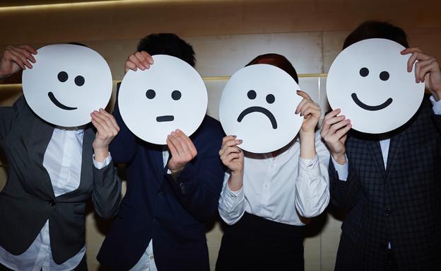 הצלחה מול כישלון (צילום: Pressmaster, Shutterstock)