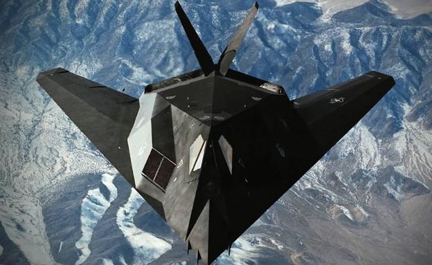 F-117 (צילום: יחסי ציבור)
