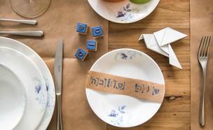 שולחן שקל ילדים (2) (צילום: גלעד רדט)