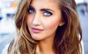 עיניים כחולות (צילום: Shutterstock, מעריב לנוער)