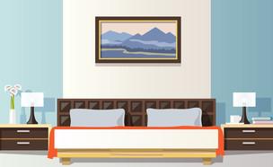חדר שינה (צילום: kateafter | Shutterstock.com , מעריב לנוער)