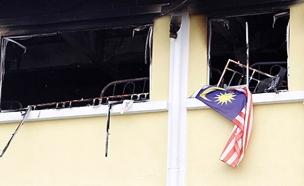 """""""ראינו את ידיהם מבעד לחלונות"""", מלזיה (צילום: רויטרס)"""