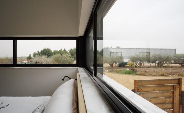 בית בין כרמים, שינה (10) (צילום: אסף פינצ'וק)