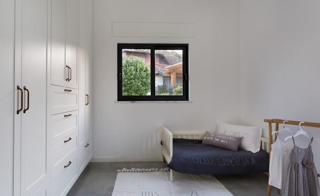 בית בין כרמים, שינה (23) (צילום: אסף פינצ'וק)