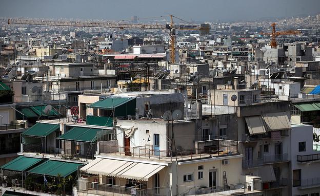 מרכז אתונה (צילום: Matt Cardy, getty images)