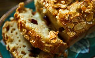 עוגת תפוחים בחושה, פרוסה (צילום: אמיר מנחם, אוכל טוב)
