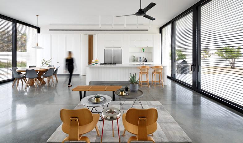 בית בין כרמים, מטבח (3) (צילום: אסף פינצ'וק)