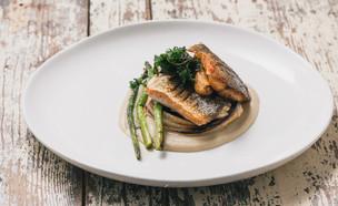 דג וירקות שוק של מחניודה | מסעדות מומלצות (צילום: כפיר חרבי,  יחסי ציבור )