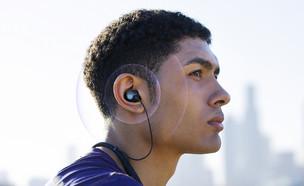 אוזניות אלחוטיות (צילום:  יחסי ציבור )