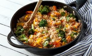 אורז חגיגי (צילום: אמיר מנחם, אוכל טוב)