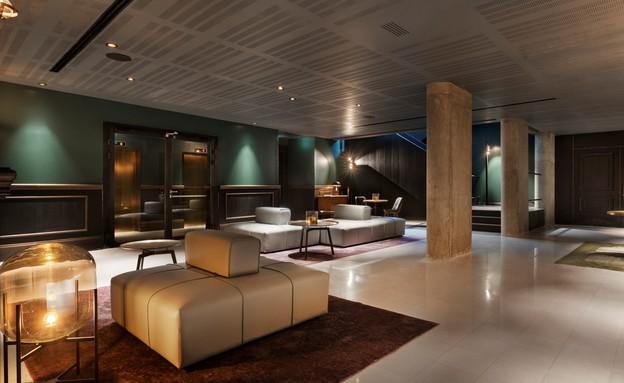 קולקציית  הסתיו של אוברזון -  מלון פאבליקה ישרוטל  (צילום: אסף פינצ'וק)