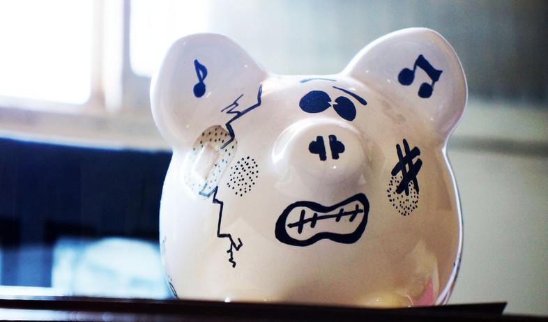 קופת חיסכון שלילית (אילוסטרציה: Rafael J M Souza, flickr)
