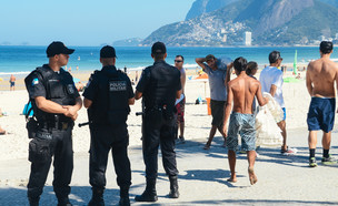 סכנות בברזיל (צילום: יחסי ציבור, shutterstock)