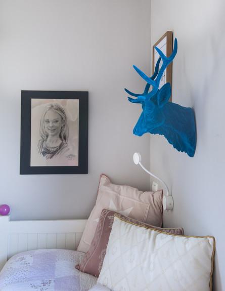 אחד לאחד, ג, אייל כחול חדר ילדים (25) (צילום: אורית אלפסי)