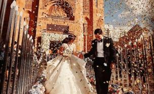 חתונה רוסית (צילום: יחסי ציבור)