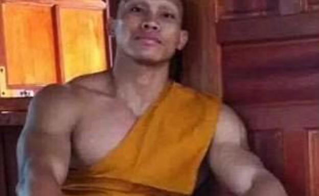 הולי בודהה: נמצא הנזיר החתיך בעולם