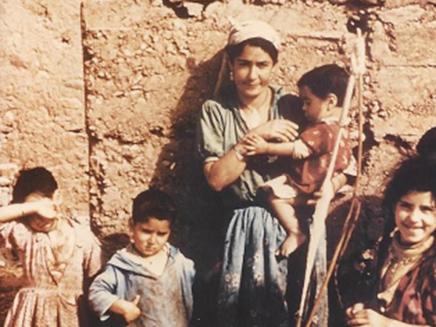 משפחה יהודית במרוקו
