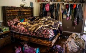 ברברה פיקוק חדרי שינה (צילום: יחסי ציבור)