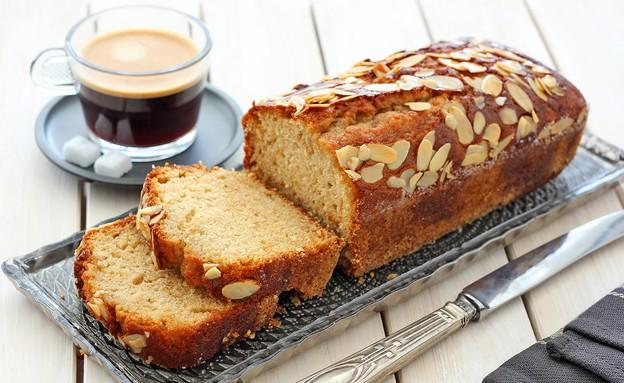 עוגת טחינה וסילאן (צילום: ענבל לביא, אוכל טוב)