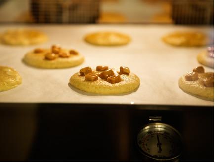 עוגיות בתנור, נייט קוקי