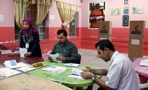 תשובות בתוך 72 שעות - הבחירות בחבל כורדיסטן (צילום: רויטרס)