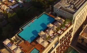 מלון אוריינט בירושלים (צילום: יחסי ציבור)