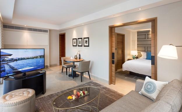 מלון אוריינט בירושלים (צילום: Orient room_ori ackerman)