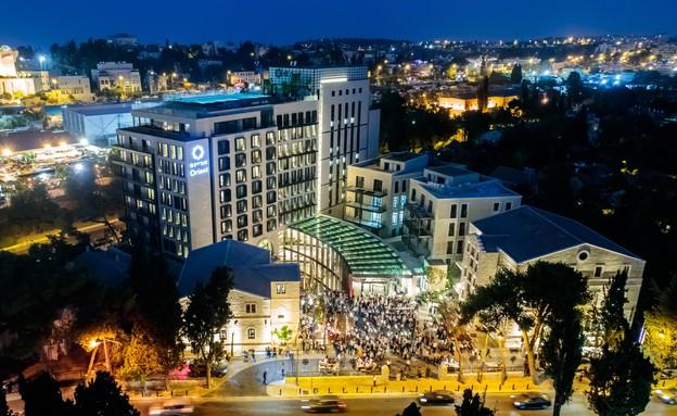 מלון אוריינט בירושלים (צילום: Orient_Photograph-Yonatan Halperin)
