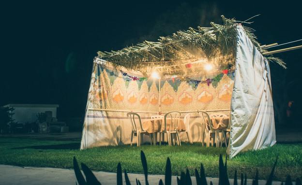 סוכה  (צילום: kateafter | Shutterstock.com )