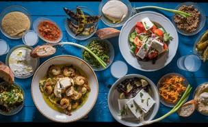 ערב יווני, ג'קו דגים (צילום: אנטולי מיכאלו,  יחסי ציבור )