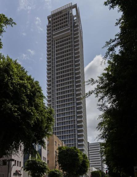 מגדל מאייר ברוטשילד, תל אביב (צילום: תומר אפלבאום)