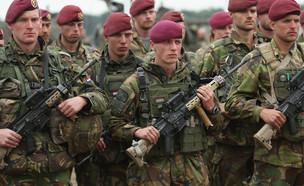 הצבא הצ'כי, חיילים צ'כים (צילום: אימג'בנק / Gettyimages)