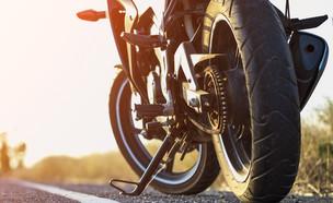 אופנוע (צילום: kateafter | Shutterstock.com , מעריב לנוער)