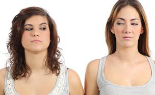 שתי נשים (צילום: Antonio Guillem, shutterstock)
