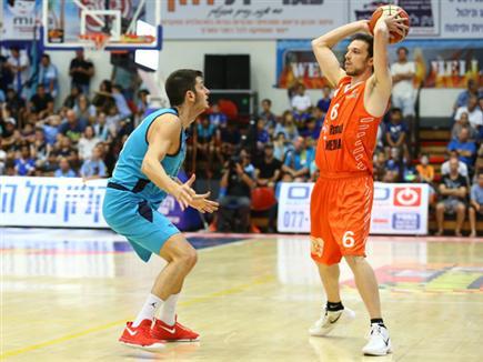 הכדורסל הישראלי חוזר (מנהלת הליגה) (צילום: ספורט 5)