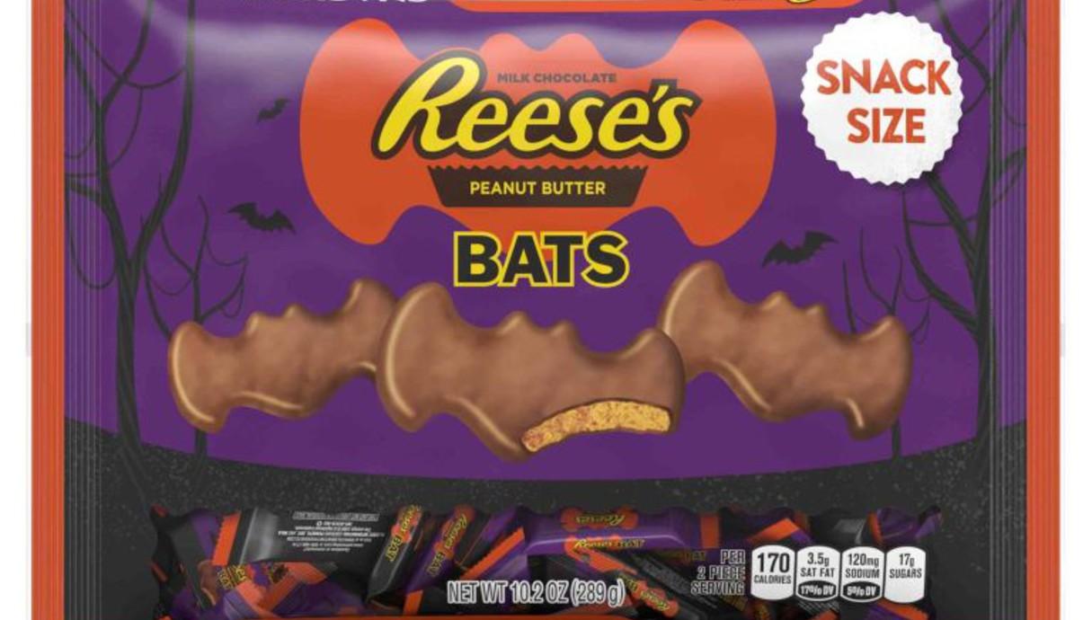 Reese's Peanut Butter Bats