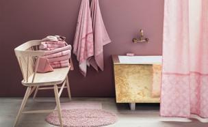 10 פריטים, H&M Home, טקסטיל לאמבט 30-90 שקלים. וילון אמבט 100-129  (צילום: יחצ)