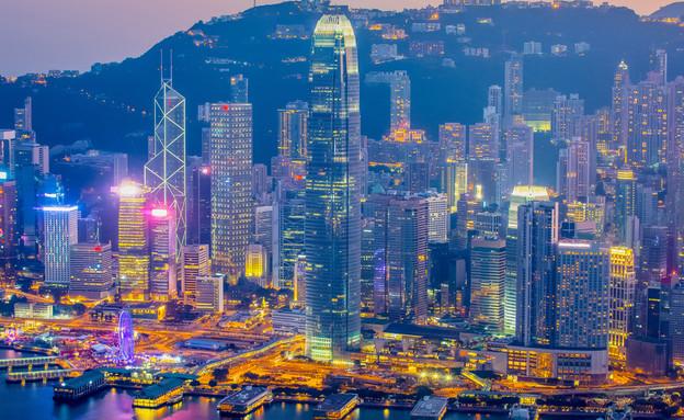 הונג קונג (צילום: By Dafna A.meron, shutterstock)
