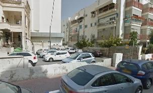 תוצאות הניסוי נחשפות (צילום: google street view)