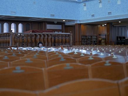צפו: מסע בין בתי כנסת לא שגרתיים (צילום: רהיטי לביא)