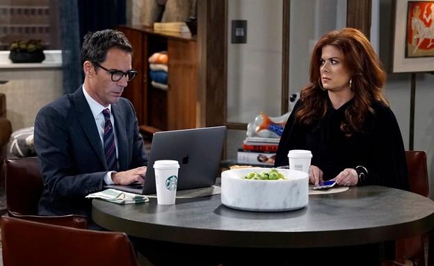 וויל וגרייס, ביקורת טלוויזיה (צילום: NBC)
